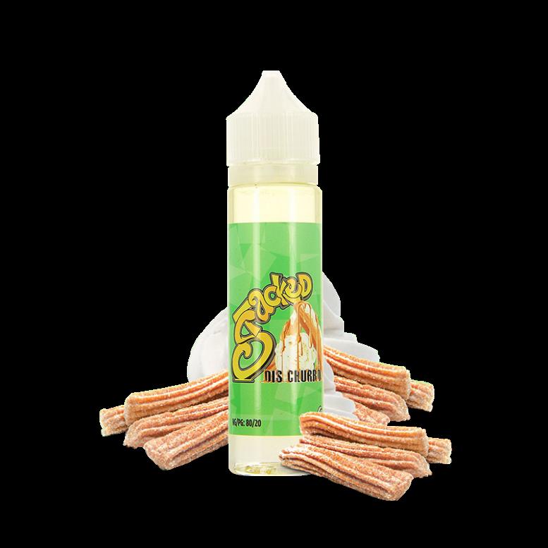 Dis Churros - 60ml - Stacked Juice