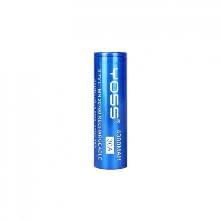 Yoss - 20700 - 4300 mAh