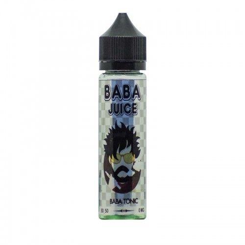 Baba kooda par Baba Juice