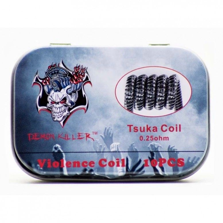 Demon Killer - Tsuka Coil