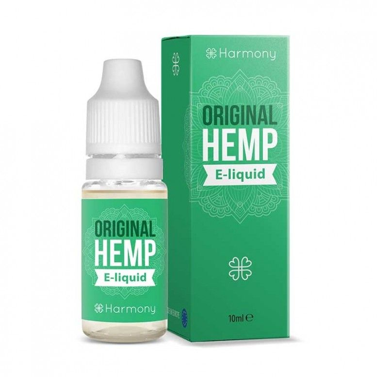 Original Hemp - 10ml - 600mg/cbd - Harmony