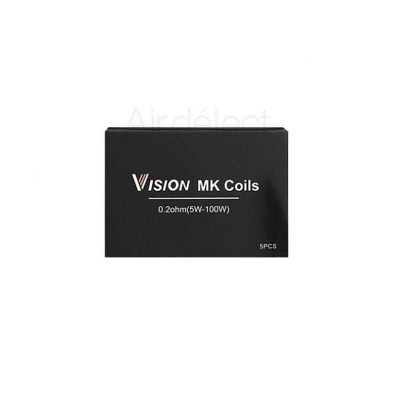 Résistance - Mk Vision - 0,2 Ohm
